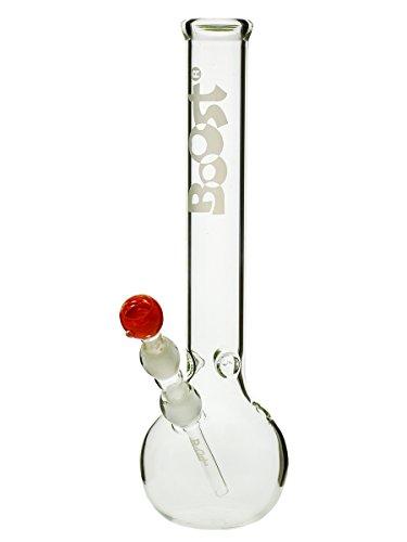Boost Bong mit rundem Wassertank - 41 cm, 18,8 mm - Head&Nature Bong-Kollektion