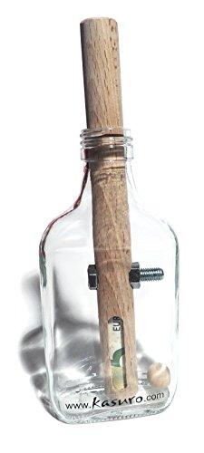 kasuro Flaschensafe Schraube