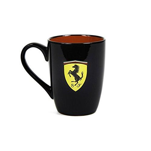 Offizielle Formula 1 Merchandise - Ferrari - Mug - Schwarz