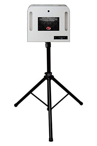 fexon Photobooth Selphy Photo Booth, komplette Fotobox mit Drucker, einsatzfertig