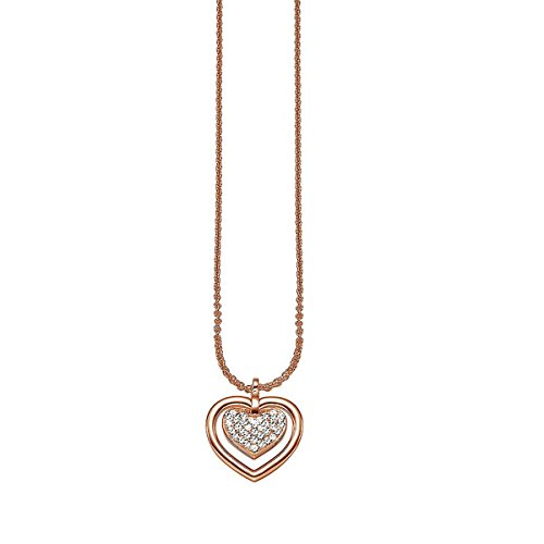 Esprit Damenkette 925/ Silber ESNL91573B420