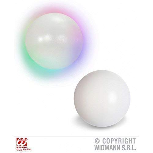 Lively Moments Leuchtende Kristallkugel / Wahrsagerkugel mit Farbwechsel ca. 12,5 cm