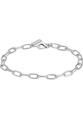 JETTE Damen-Armband 925er Silber rhodiniert One Size Silber 87603628