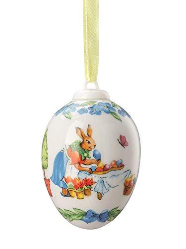 Hutschenreuther Porzellan-Ei, Bunt, 4.5 cm