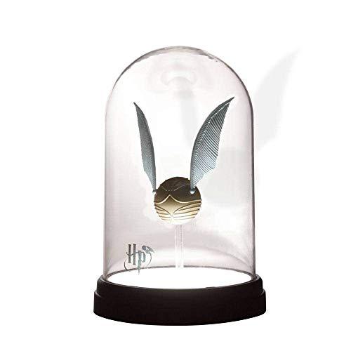 Paladone Products Ltd Harry Potter Golden Snitch Lampe Schnatz, 2.5 W, Schwarz, 2