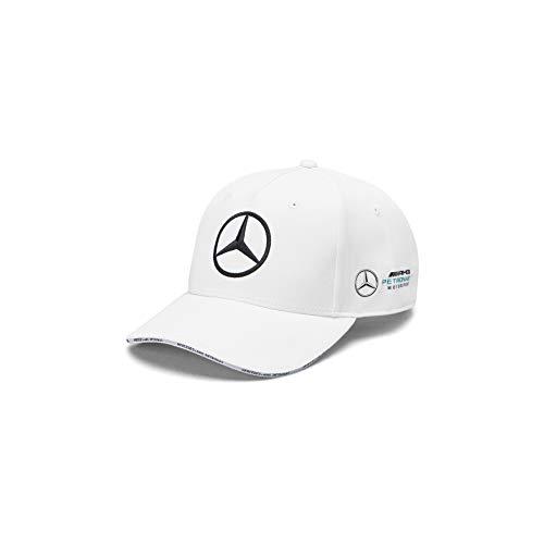 Mercedes-AMG Petronas Motorsport 2019 F1 Team Cap (Weiß)