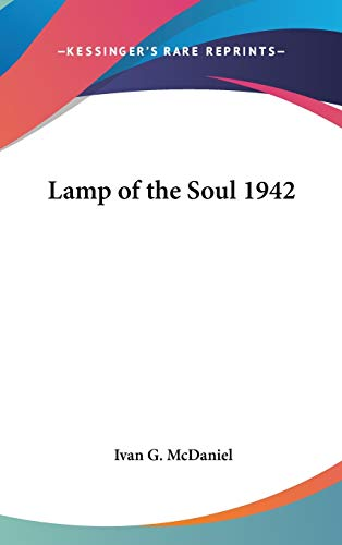 Lamp of the Soul 1942