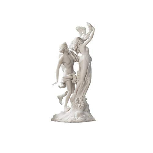 Design Toscano Apollo und Daphne (1622), Marmor-Kunstharz Statue