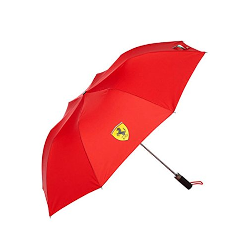 Scuderia Ferrari Formula One 27' Große Regenschirm - Rot