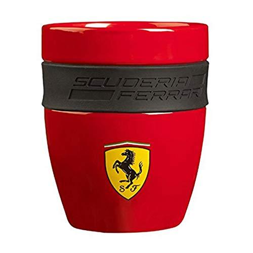 Ferrari Red Ceramic Cup by Ferrari