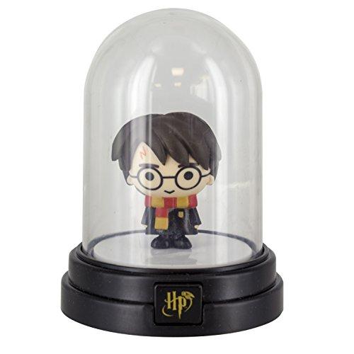 Harry Potter Mini-Licht im Glas, mit Glocke, mehrfarbig Harry Potter multi