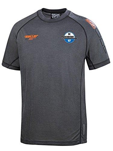SC Paderborn 07 »T-Shirt« Saison 2018/2019 560 anthrazit Gr. L