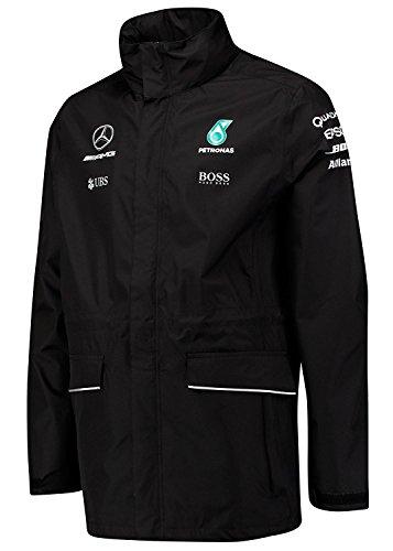 Mercedes AMG Petronas F1 Regenjacke 2017 M