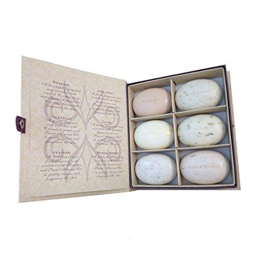Bronnley Herbarium 6x50g Seife