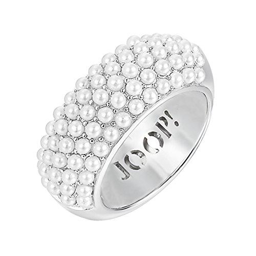Joop Damen-Ring 925 Sterling Silber rhodiniert Perlmutt Diane