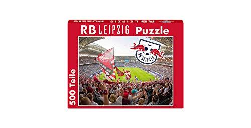 Mit diesem kniffeligen RB Leipzig-Puzzle holst du dir die Action vom Stadion uns Wohnzimmer. Das Puzzle zeigt die Fans beim Spiel und ist das perfekte Geschenk für Puzzle-Liebhaber und Fußballfans