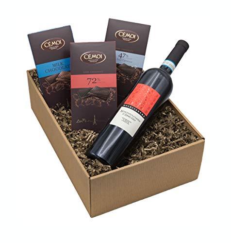 1 Flasche Spinelli Fontamara Montepulciano d'Abruzzo DOC Quercianera trocken - Italienischer Rotwein