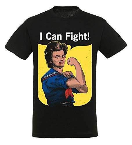 yvolve - I Can Fight! - T-Shirt | TV Serien Horror | Fan-Artikel, Größe:M