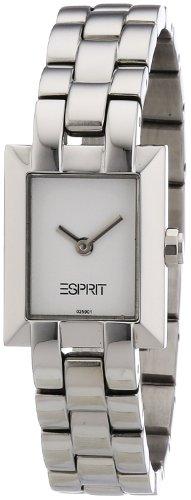 Esprit Damen-Armbanduhr Analog Quarz Edelstahl ES102592001