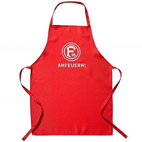 Fortuna Düsseldorf Grilschürze Anfeuern