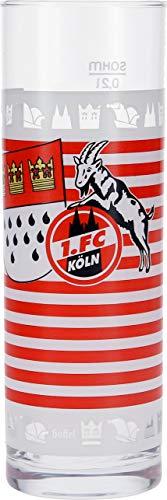 1. FC Köln KÖLSCHGLAS BIERGLAS Glas Limited Edition 11' 4020200