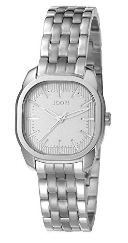 Joop! Damen Analog Quarz Uhr mit Edelstahl Armband JP101832003