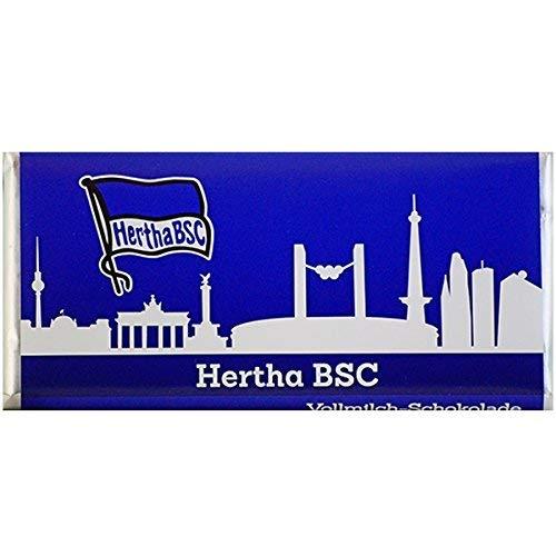 Hertha BSC Berlin Team Schokolade