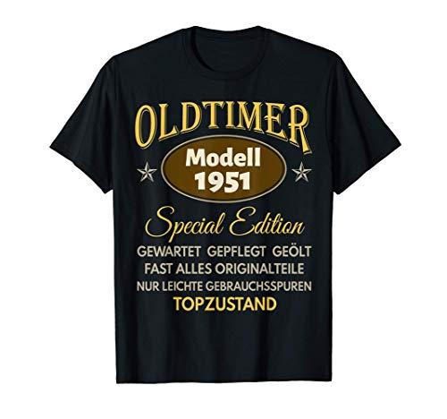 70. Geburtstag 70 Jahre Damen Herren Spruch Lustig Geschenk T-Shirt
