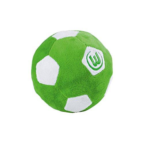 VfL Wolfsburg Plüschball / Kuschelball / Fußball 15cm