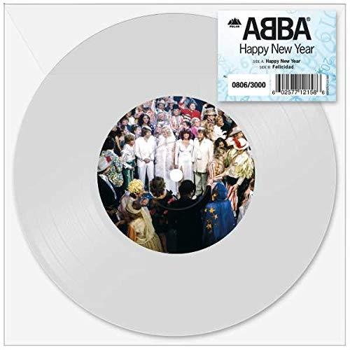 Happy New Year (Ltd.White) 7' Vinyl) [Vinyl LP]