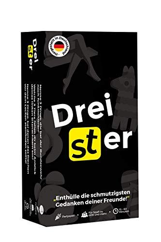 Dreister Spiel - Das Partyspiel - 480 Spielkarten für witzigen Spieleabend mit Freunden - Kartenspiel für jede JGA Feier, WG Party, für Silvester Pflicht oder lustige Spiele als Geschenk
