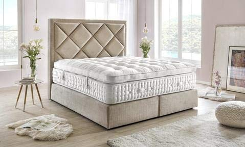 Betten-Haskins Boxspringbett ''Castle VI Edition''