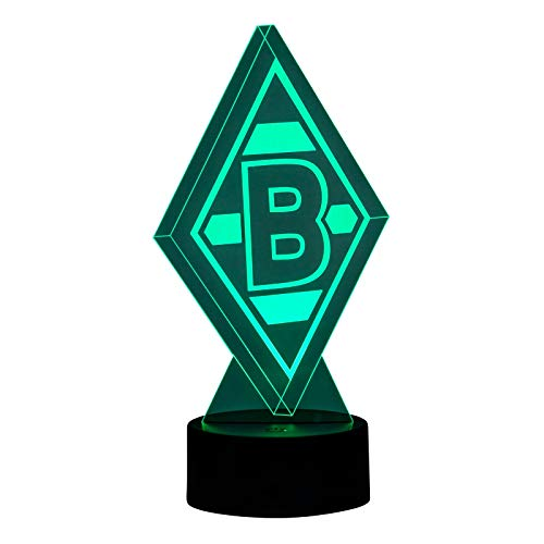 Borussia Mönchengladbach LED Lampe Logo