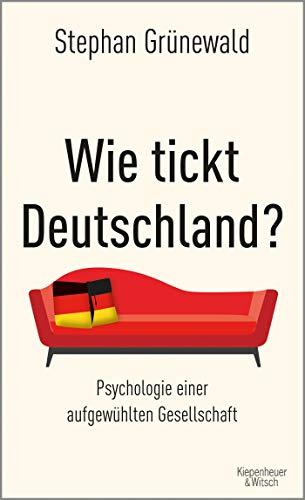 Nach Deutschland auf der Couch. Das neue Buch des Bestsellerautors und Psychologen der Nation (FAZ) Stephan Grünewald. Deutschland befindet sich in einem aufgewühlten seelischen Zustand. Vielen Menschen geht es zwar gut und sie erleben ihr Land als Insel des Wohlstands in einer Welt krisenhafter Umbrüche. Dennoch rumort es: Unzufriedenheit, blanke Wut und Hass artikulieren sich nicht nur in den sozialen Netzwerken. Der soziale Zusammenhalt schwindet, radikale Parteien sind auf dem Vormarsch.