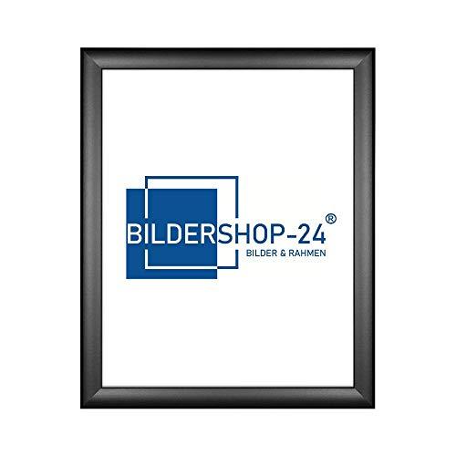 Bilderrahmen (Valencia) 100X150cm Schwarz (matt)