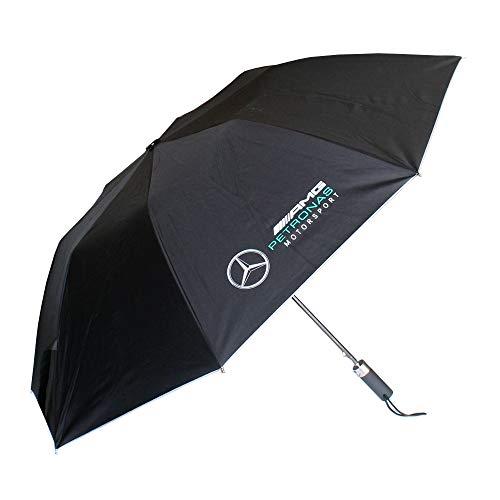 Mercedes AMG Motorsport kompakt Regenschirm, Taschenschirm