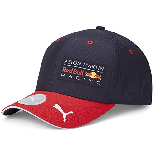 Fuel For Fans Aston Martin Red Bull Racing 2020 Team Cap für Jugendliche Formel 1, Marineblau, Einheitsgröße