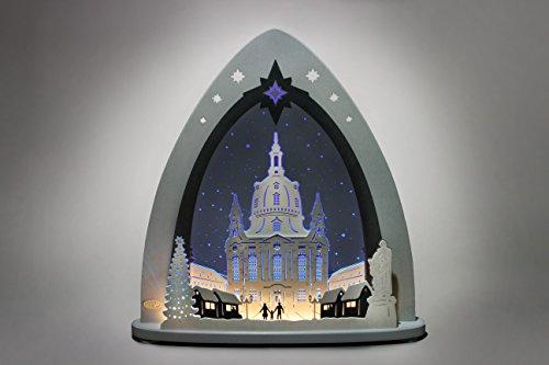 weigla Schwibbogen LED Waldtiere 66 x 33,8 x 6 cm (L/H/T)*