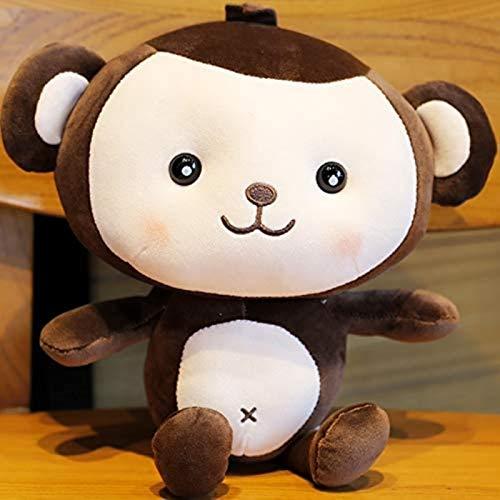 siyat Waldtierpuppen, gefüllter AFFE Puppe Plüschtiere Bett Junge Kind -40cm (Farbe: 3, Größe: 50 cm) Jikasifa (Color : 3, Size : 50cm)