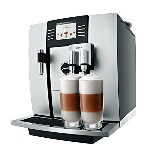 Jura GIGA 5 Kaffeevollautomat, Farbe: Aluminium*