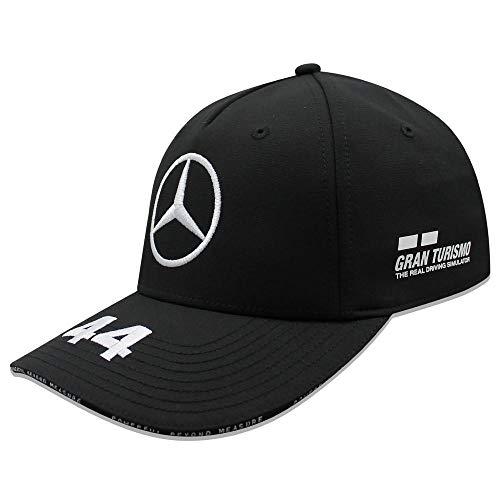 Mercedes-AMG Petronas Motorsport 2019 F1™. Lewis Hamilton Kappe – Schwarz
