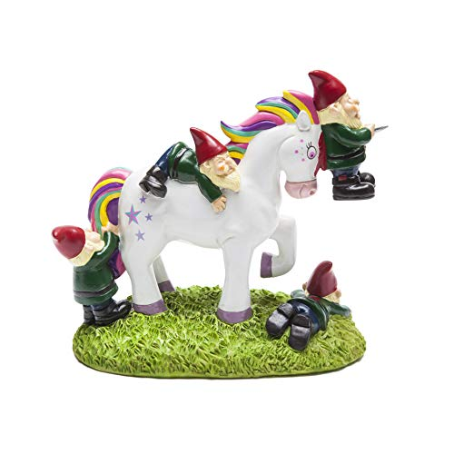 BigMouth BMGA-0016 Big Mouth Zwerg Einhorn Attack Multi