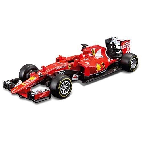 Bburago 18-26801 - 1:24 Ferrari Race und Play SF-15T Fahrzeug