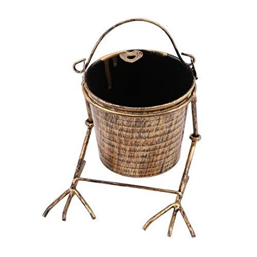 Kepfire Retro Kreativ Wrought Eisen Vogel Claw Aschenbecher Stil Tobacco Aschenbecher Draussen Wohnzimmer Büro Barren Kaffee Draussen Deko