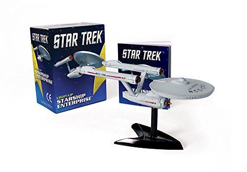 Star Trek: Light-Up Starship Enterprise (Miniature Editions)