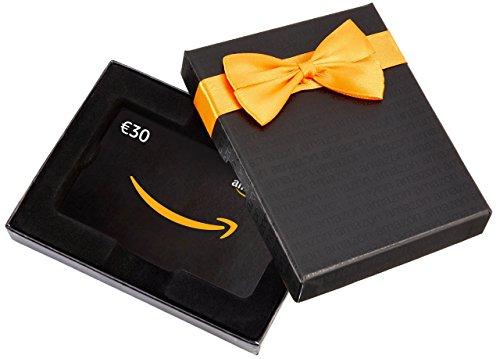 Amazon.de Geschenkkarte in Geschenkbox - 30 EUR (Alle Anlässe)
