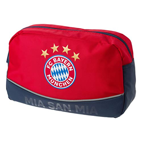 FC Bayern München Kulturtasche MIA SAN MIA Necessaire Kulturbeutel