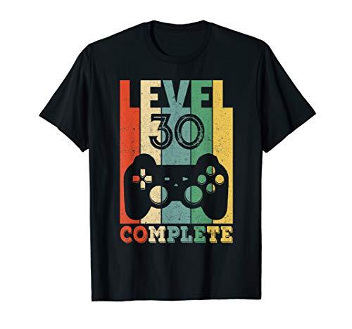 30. Geburtstag Männer 30 Jahre Jahrgang 1989 Geschenk   T-Shirt
