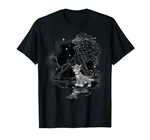 Disney Lion King Young Simba Star Gazer T-Shirt