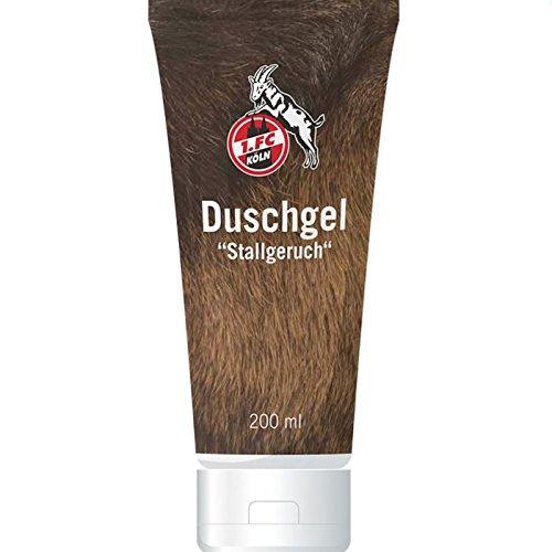 Duschgel Stallgeruch 1.FC Köln Fanartikel